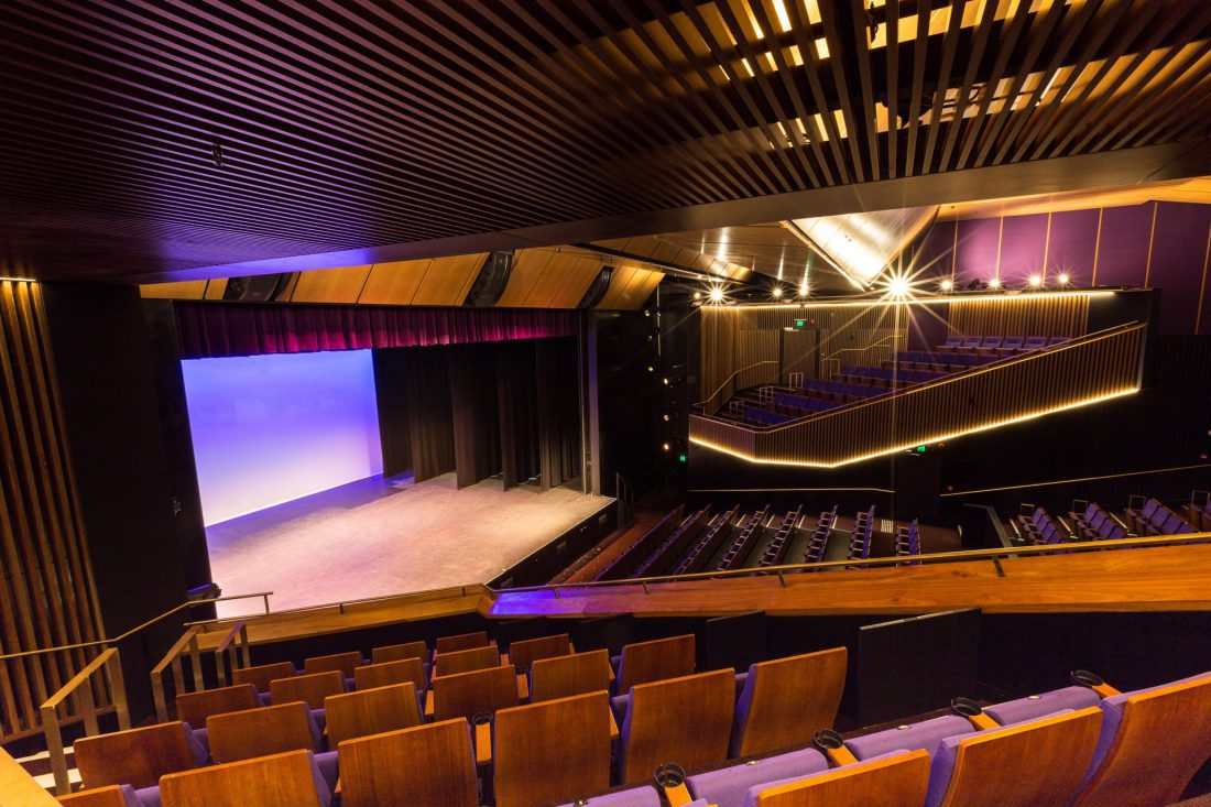 Central Coast Interiors Photographer The Art House - Wyong Performing Arts and Conference Centre
